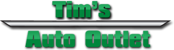 Tim's Auto Outlet Logo