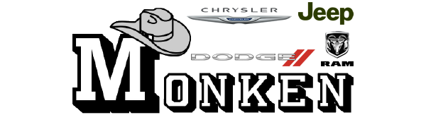 Monken Dodge Chrysler Jeep RAM Logo