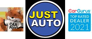 Just Auto & Leasing Logo