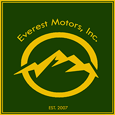 Everest Motors Inc. Logo