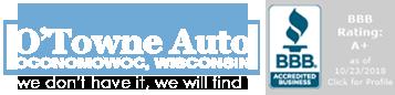 O'Towne Auto Logo