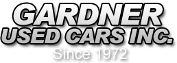 Gardner Used Cars Inc. Logo