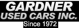 Gardner Used Cars Inc. Logo