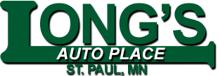 Long's Auto Place Logo