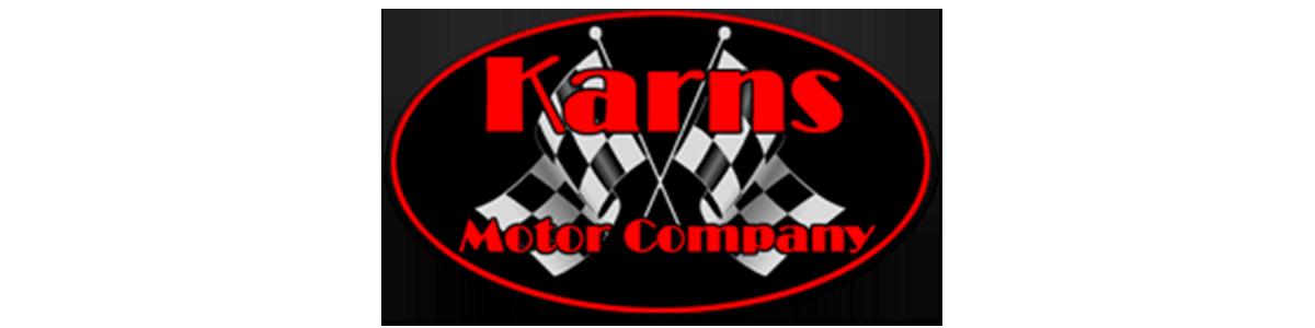 Karns Motor Company Logo