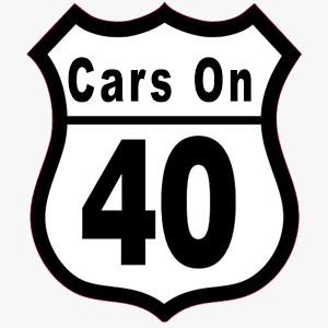 Cars On 40 Logo