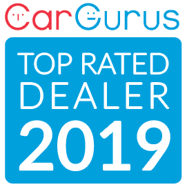 2019 Top Rated Dealer Badge