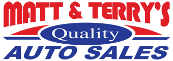 Matt & Terry's Auto Sales Logo