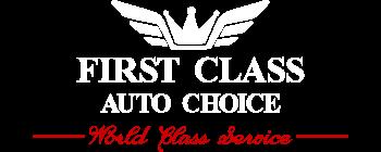 First Class Auto Choice Logo