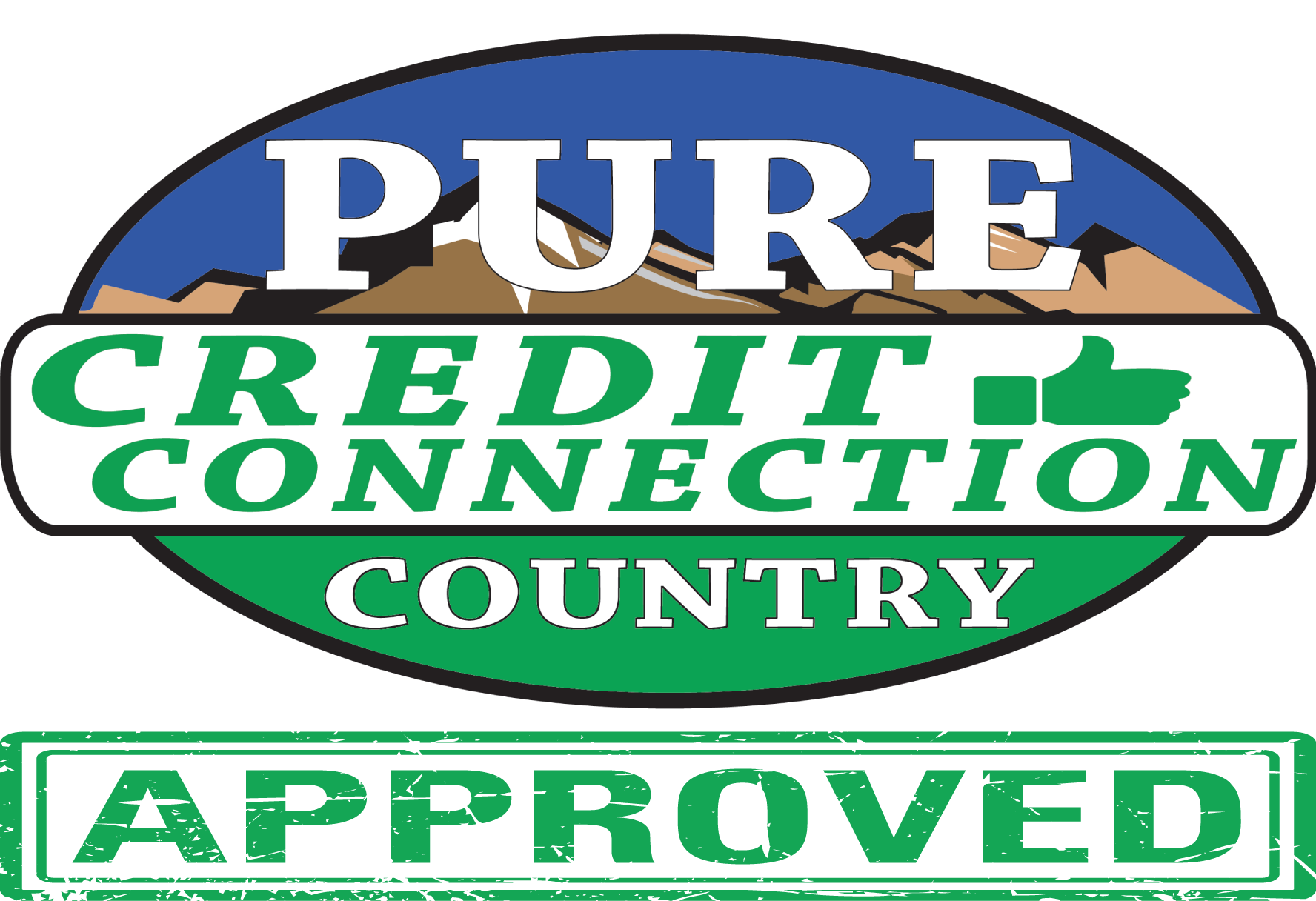 Pure Country Automotive Logo