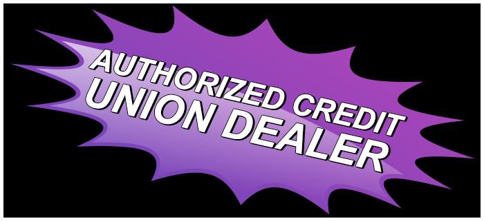 authorized credit union dealer