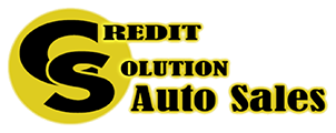 Credit Solution Auto Sales Logo