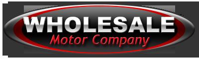 Wholesale Motor Company Logo