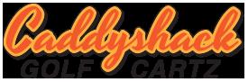 Caddyshack Golf Cartz Logo