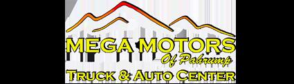 Mega Motors  Logo