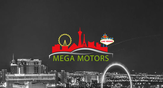 Mega Motors Logo 2