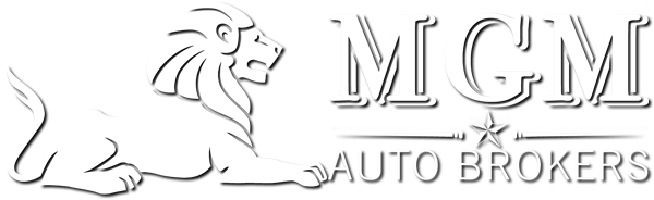 MGM Auto Brokers Logo
