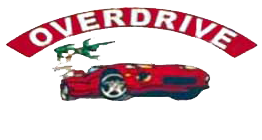 Overdrive Automotive Center Tulsa  Logo
