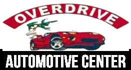 Overdrive Automotive Center Tulsa Logo