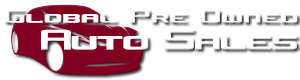 Global Pre Owned Auto Sales Logo