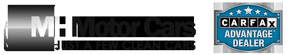 MH Motor Cars Logo