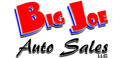 Big Joe Auto Sales Logo