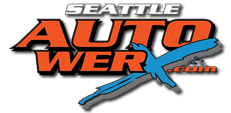 Seattle Auto Werx Logo