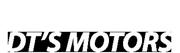 DT's Motors Logo