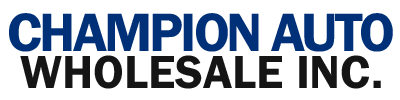 Champion Auto Wholesale Inc. Logo