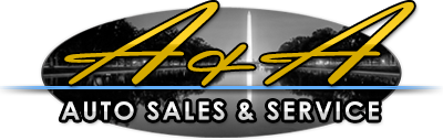 A&A Auto Sales and Service Logo