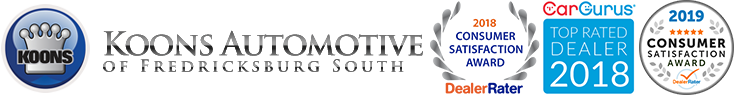 Koons Automotive of Fredericksburg South Logo