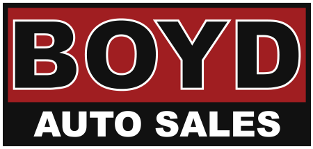 Boyd Auto Sales Logo