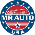 Mr Auto USA Logo