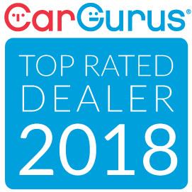 CarGurus - 2018 Top Rated Dealer