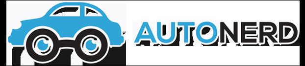 Auto Nerd - Greenwood Logo