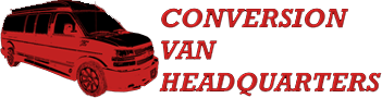 Conversion Van Headquarters  Logo