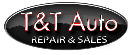 T & T Auto Repair & Sales Logo