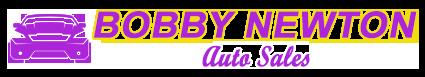 Bobby Newton Auto Sales Logo