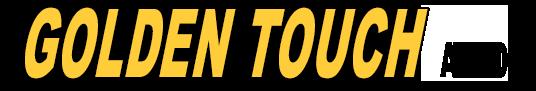 Golden Touch Auto Logo