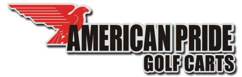 American Pride Golf Cart Services Logo