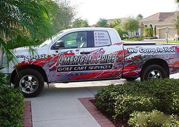 American Pride Truck Photo