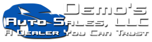 Demo's Auto Sales, LLC Logo