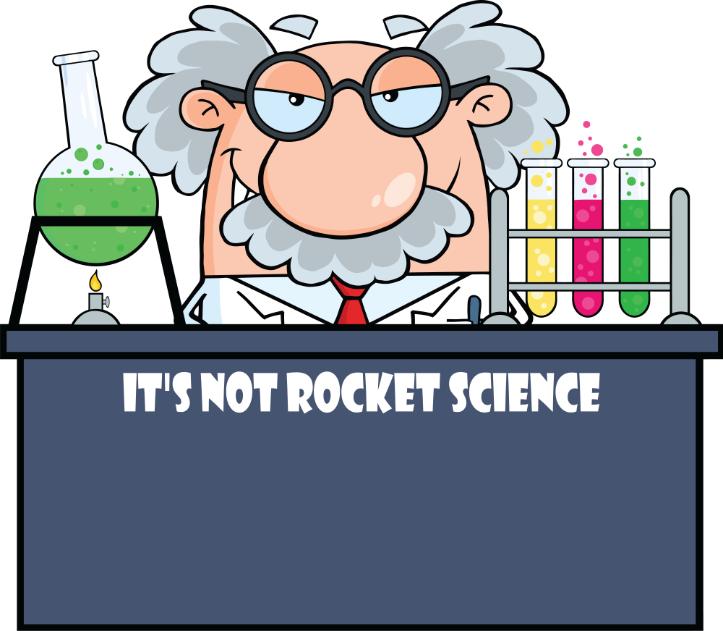 Rocket Science Image