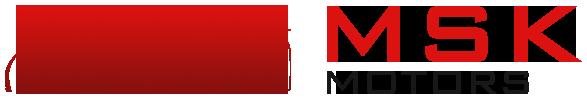 MSK Motors Logo