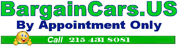 Bargain Cars US Logo