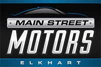 Main Street Motors  Logo