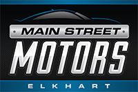 Main Street Motors  Logo