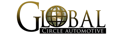 Global Circle Automotive Logo