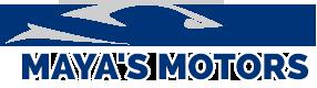 Maya's Motors Logo