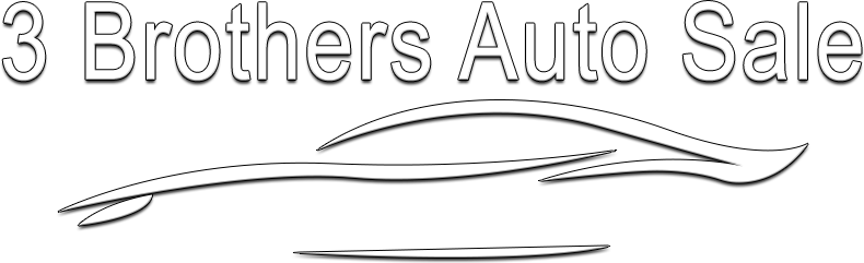 3 Brothers Auto Sales (Spanish) Logo
